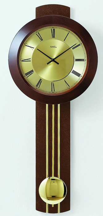 ceas cu pendula ams 5132/1