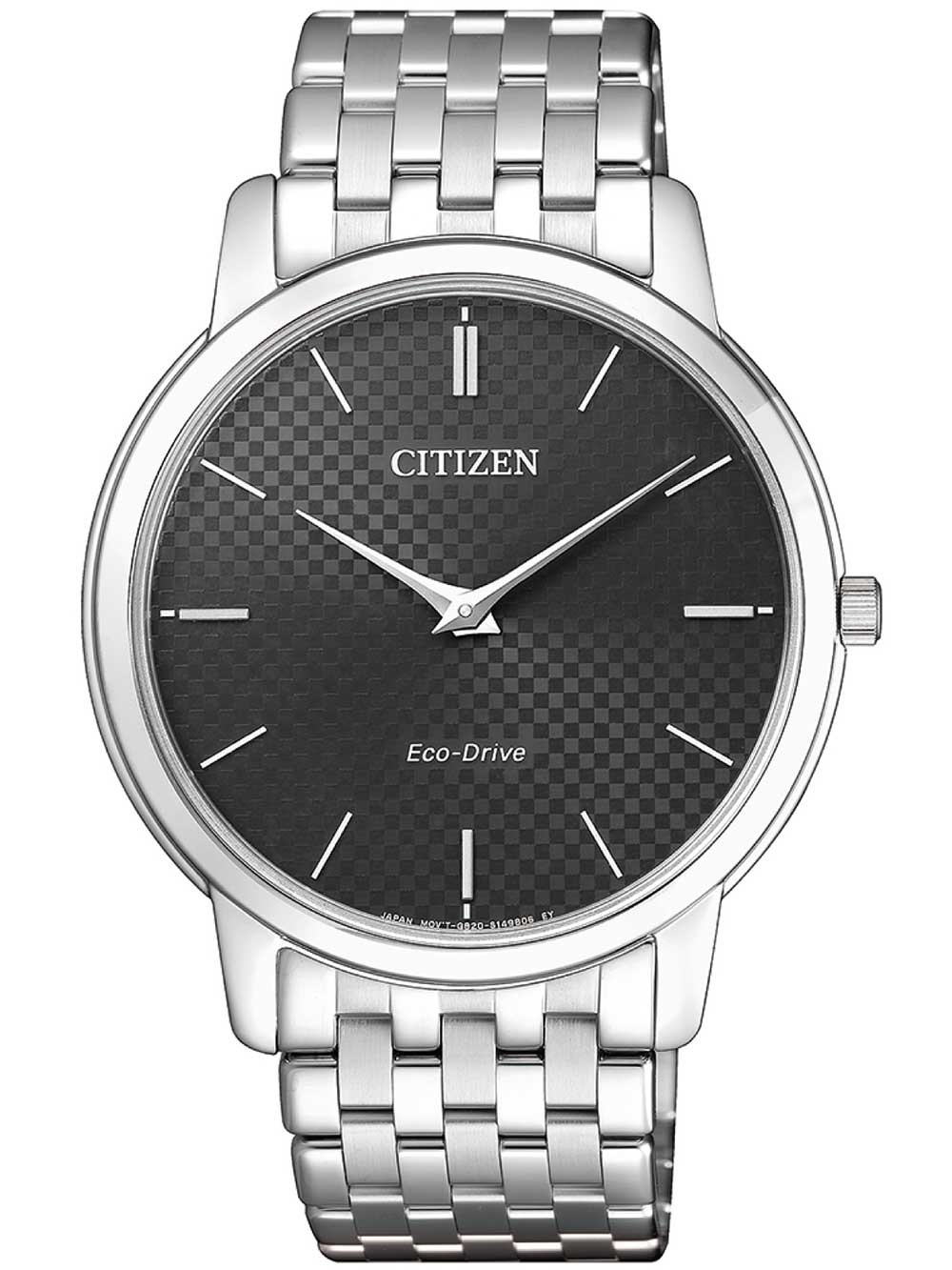 ceas barbatesc citizen ar1130-81h eco-drive stiletto 40mm 3atm