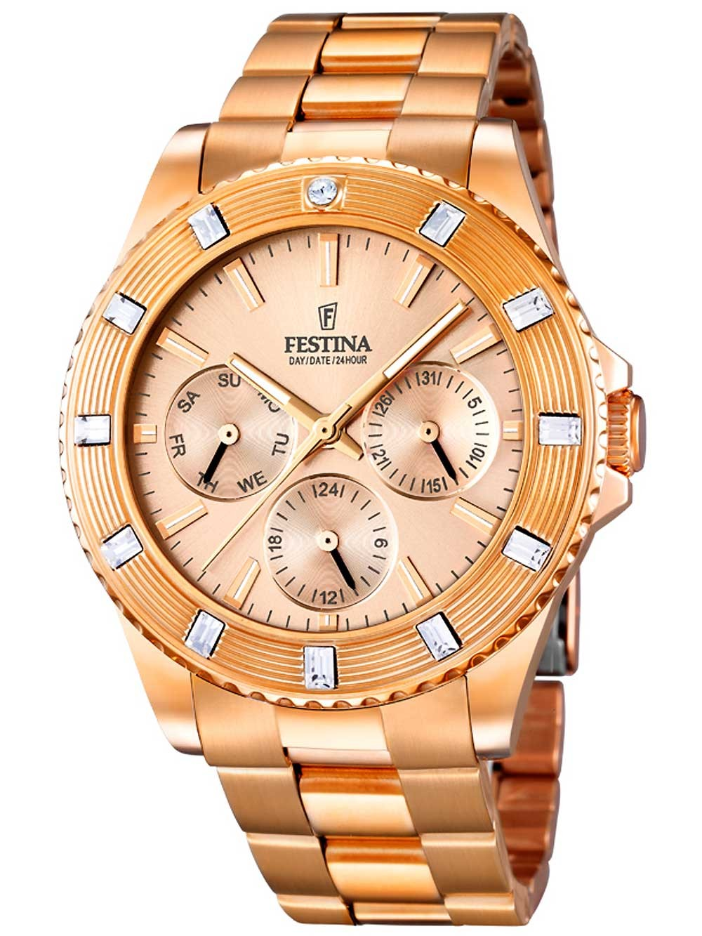 Festina F16789/2 Multifunktion Damen 40mm 5ATM