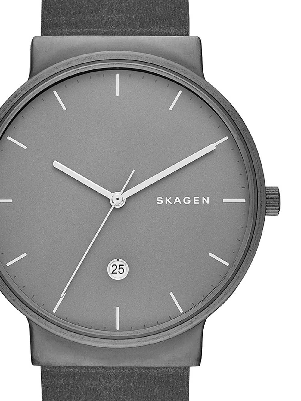 skagen skw6320 ancher herren 40mm 5atm