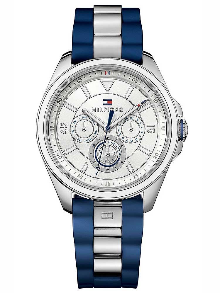 ceas de dama tommy hilfiger 1781771 multif. 40mm 3atm