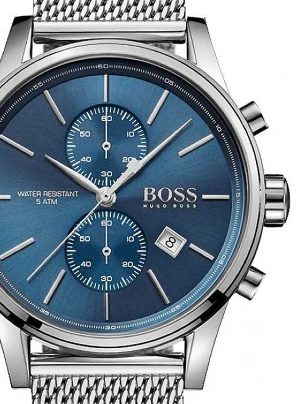 ceas barbatesc hugo boss 1513441 cronograf 41mm 5atm