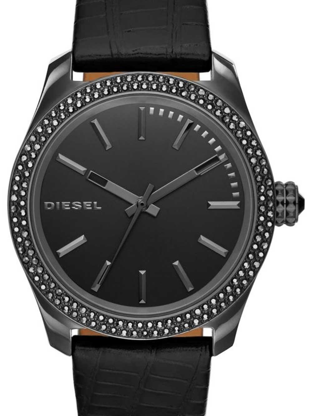 ceas de dama diesel dz5436 nuki 38mm 5atm