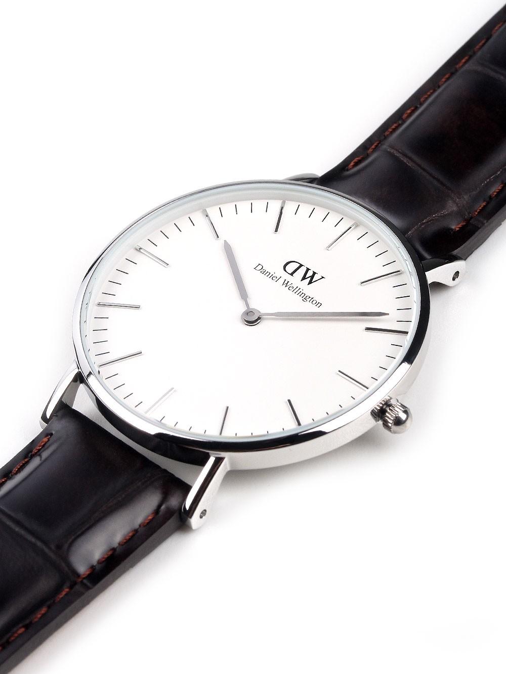 ceas de dama daniel wellington 0610dw classic york 3atm 36mm