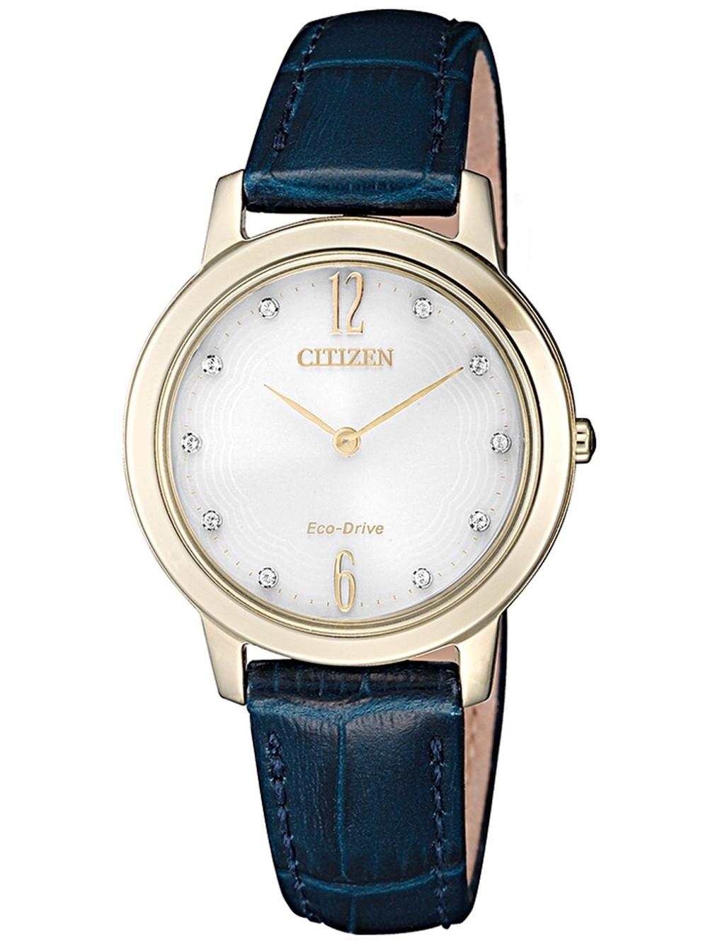 ceas de dama citizen ex1493-13a eco-drive 30mm 5atm