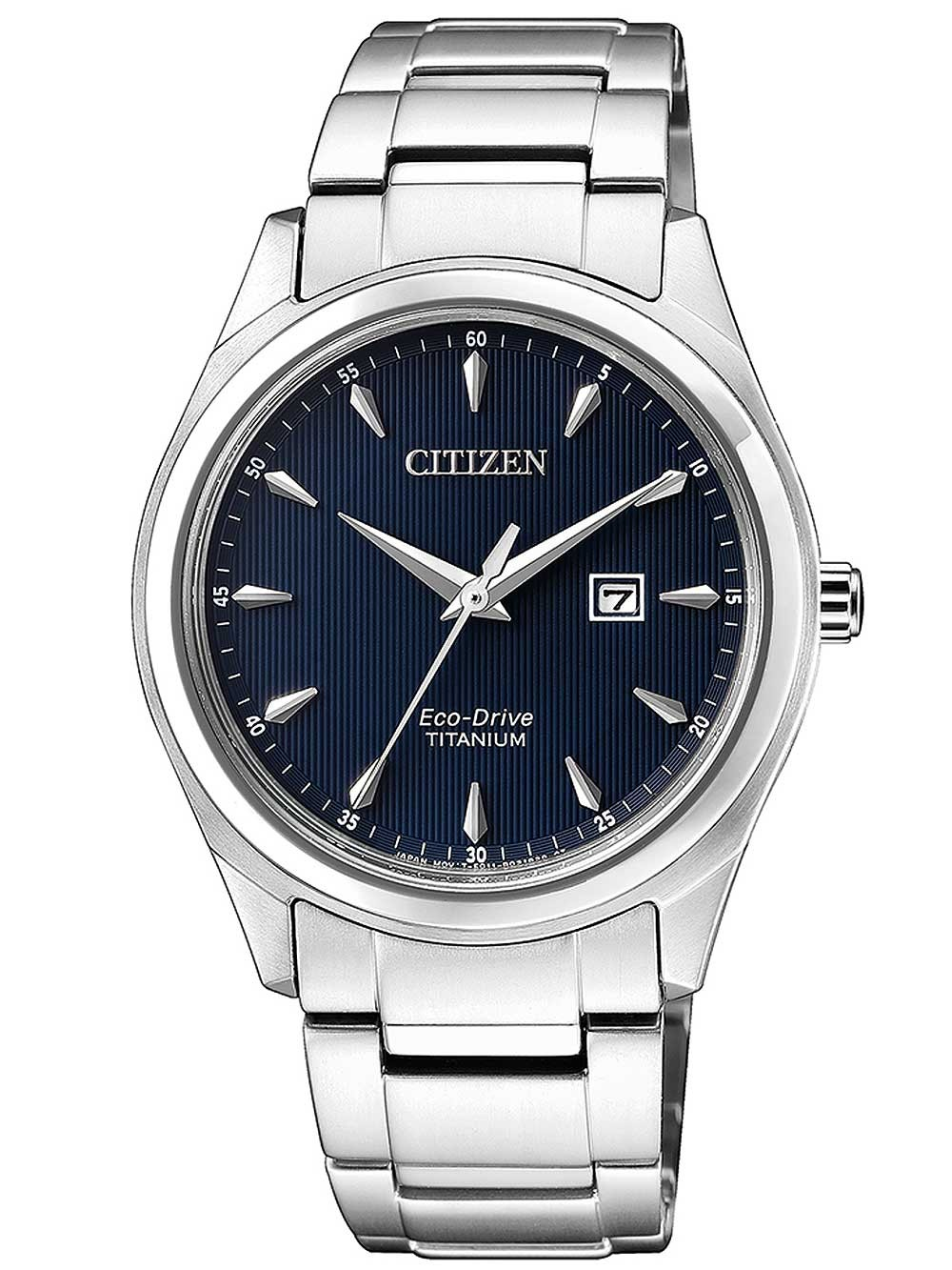 ceas de dama citizen ew2470-87l eco-drive super titanium 34mm 5atm