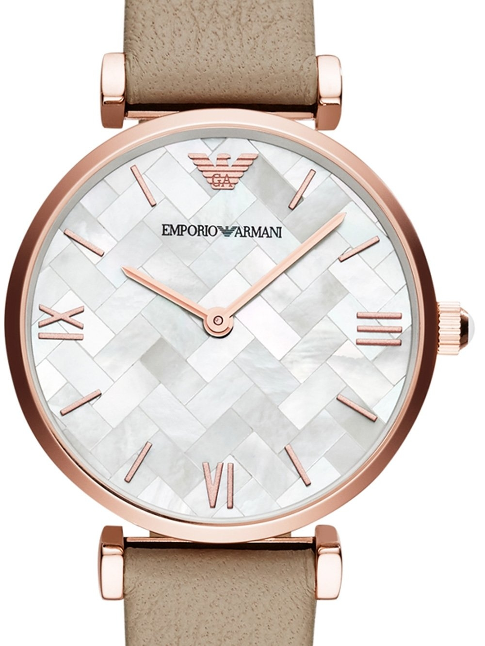 ceas de dama emporio armani ar11111 gianni t-bar 32mm 3atm