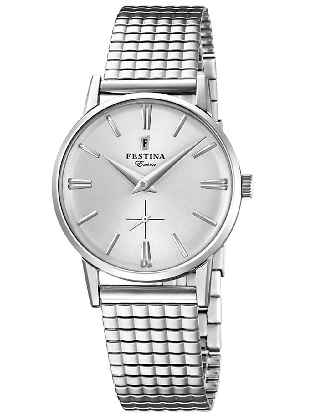 ceas de dama festina f20256/1 extra 1948 29mm 3atm
