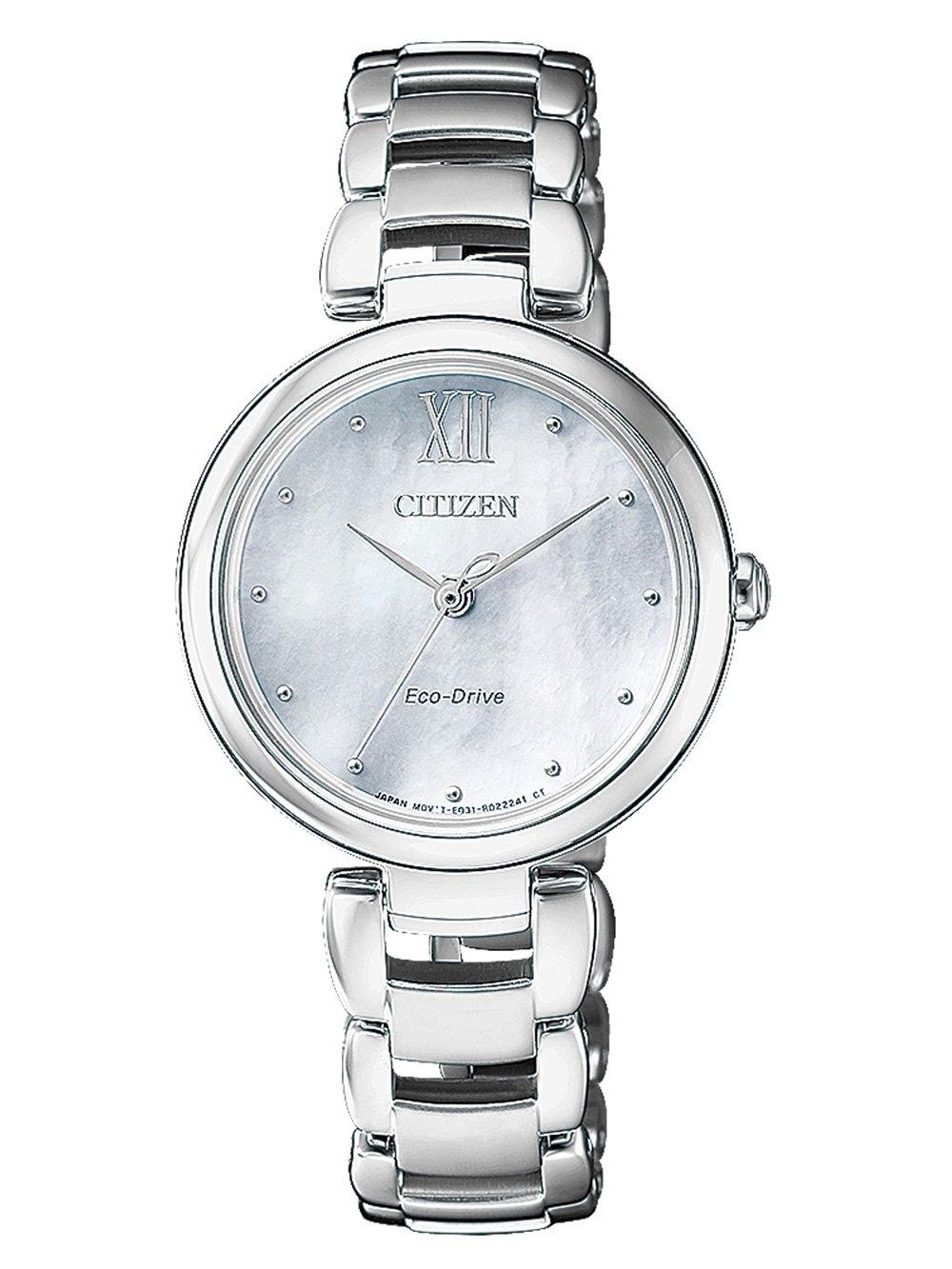 ceas de dama citizen em0530-81a elegance 28mm 5atm