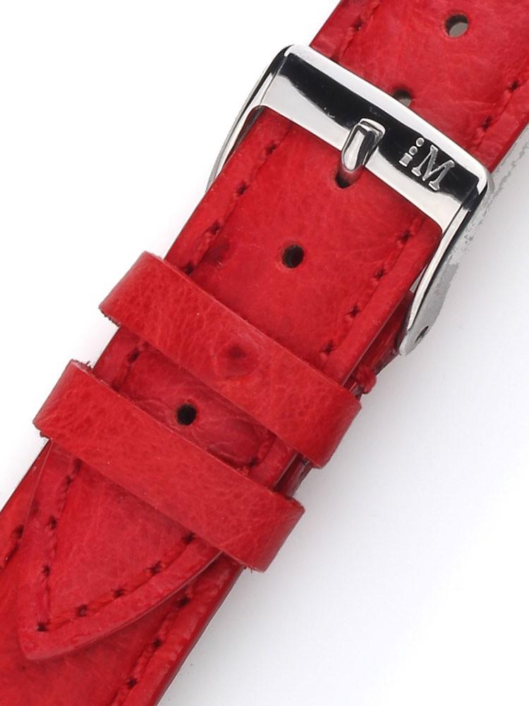 Curea de ceas Morellato A01X1865498082CR18 rotes Uhren18mm