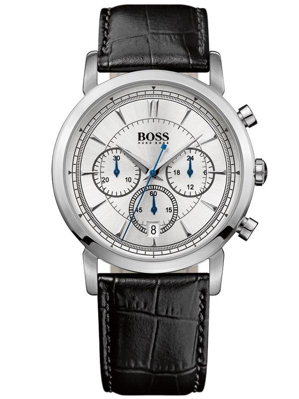 ceas barbatesc boss black 1512779 cronograf