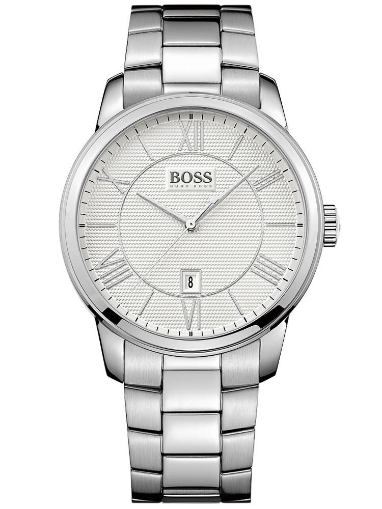 ceas barbatesc boss black 1512976 43 mm