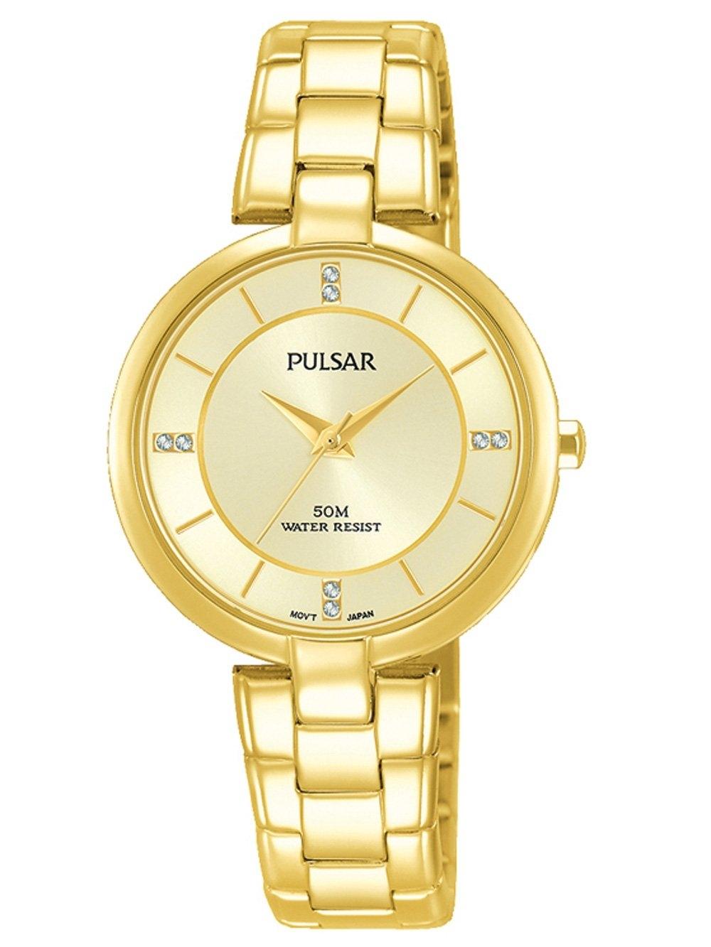 ceas de dama pulsar ph8316x1 klassik 30mm 5atm