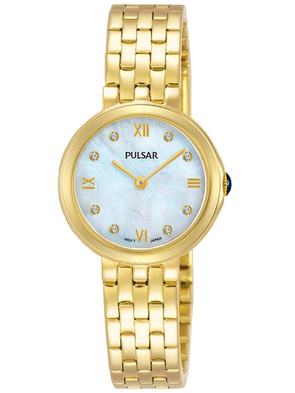ceas de dama pulsar pm2248x1 klassik 26mm 5atm