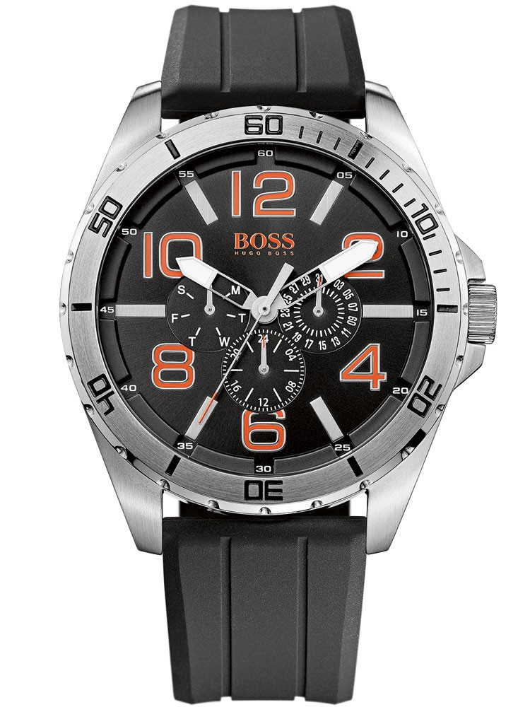 ceas barbatesc hugo boss 1512945 48 mm