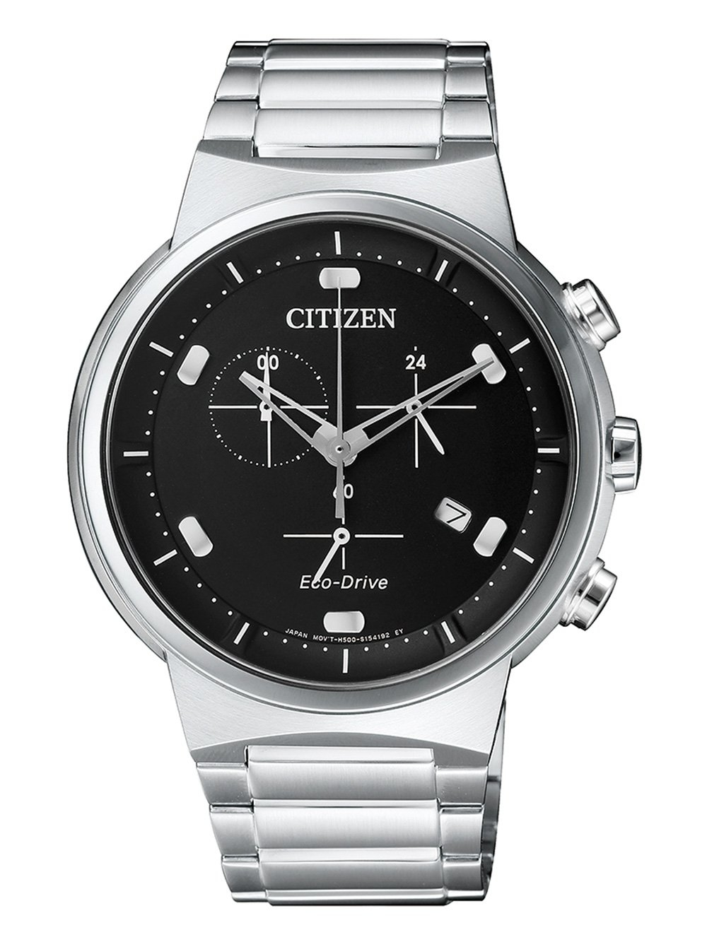 ceas barbatesc citizen at2400-81e chrono 41mm 10atm