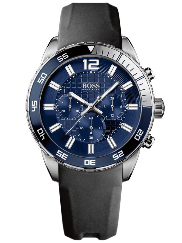 ceas barbatesc boss black 1512803 cronograf