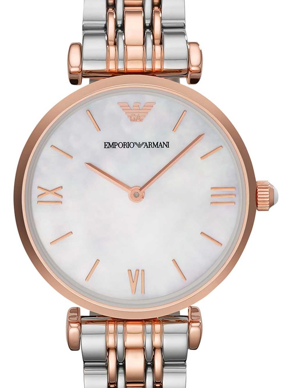 ceas de dama emporio armani ar1683 gianni 31mm 3atm