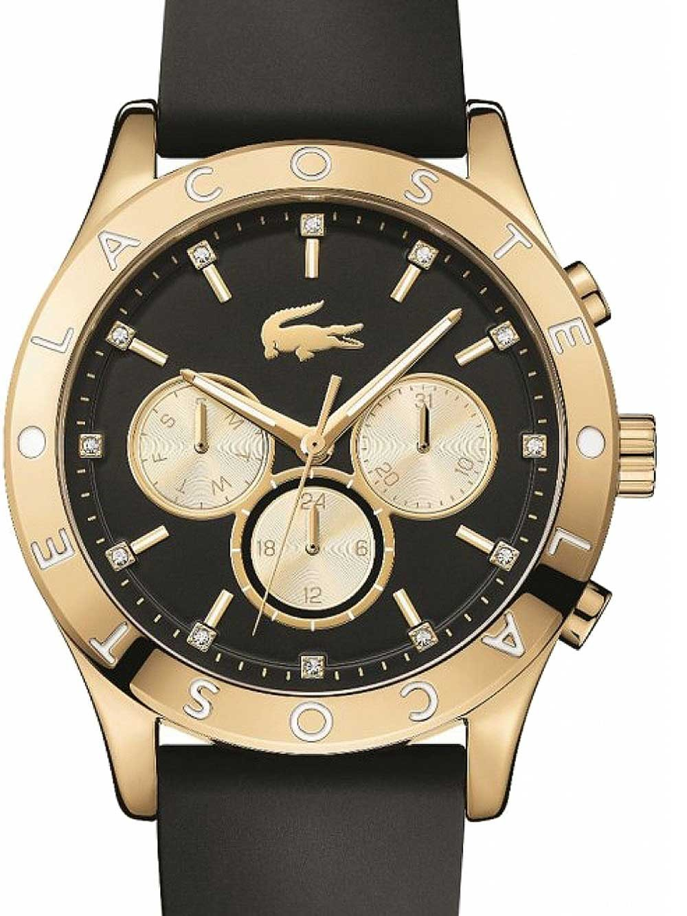 Watches Chrono12 Lacoste 2000961 Charlotte Multif
