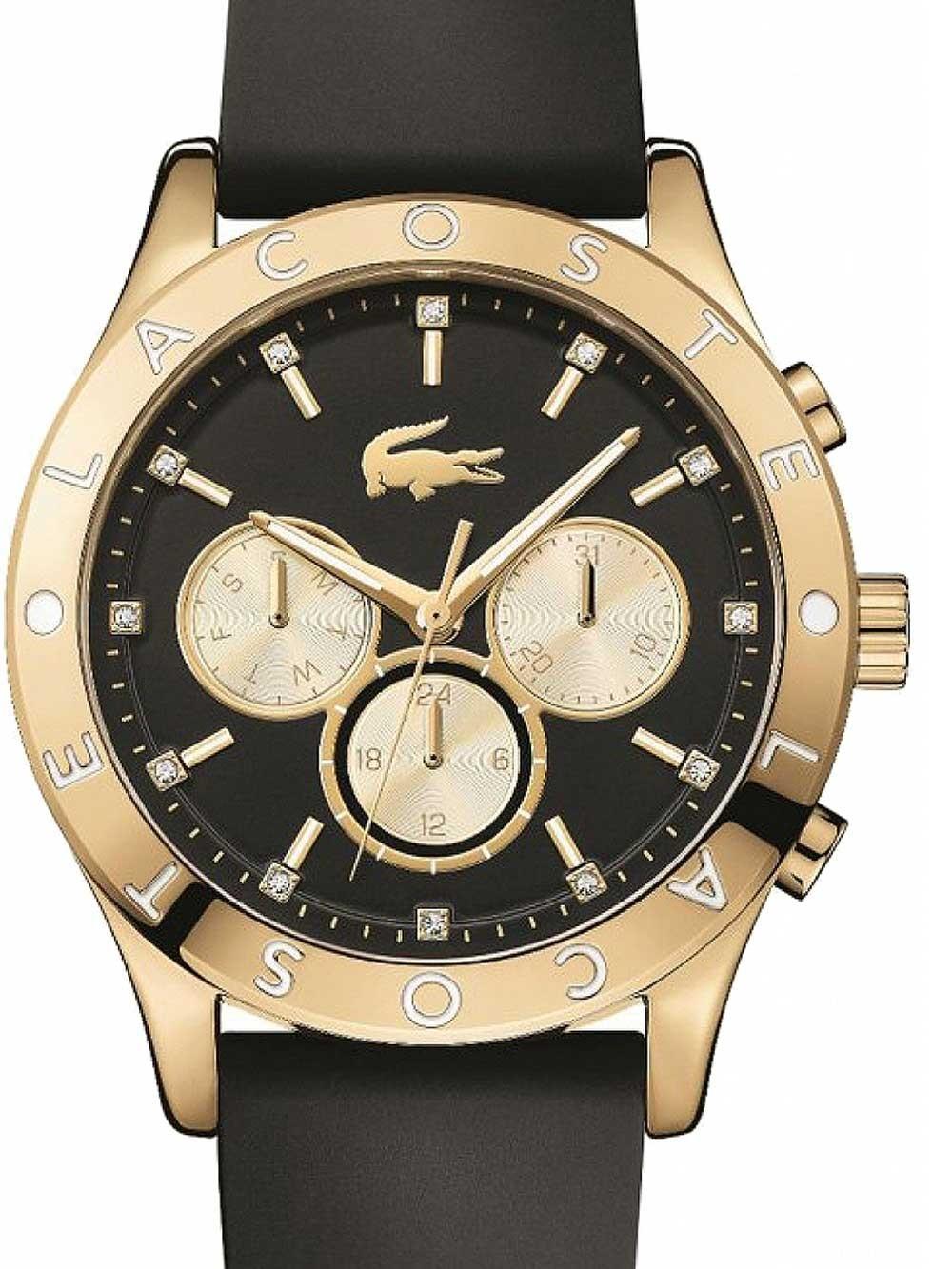 ceas de dama lacoste 2000961 charlotte . 36mm 3atm