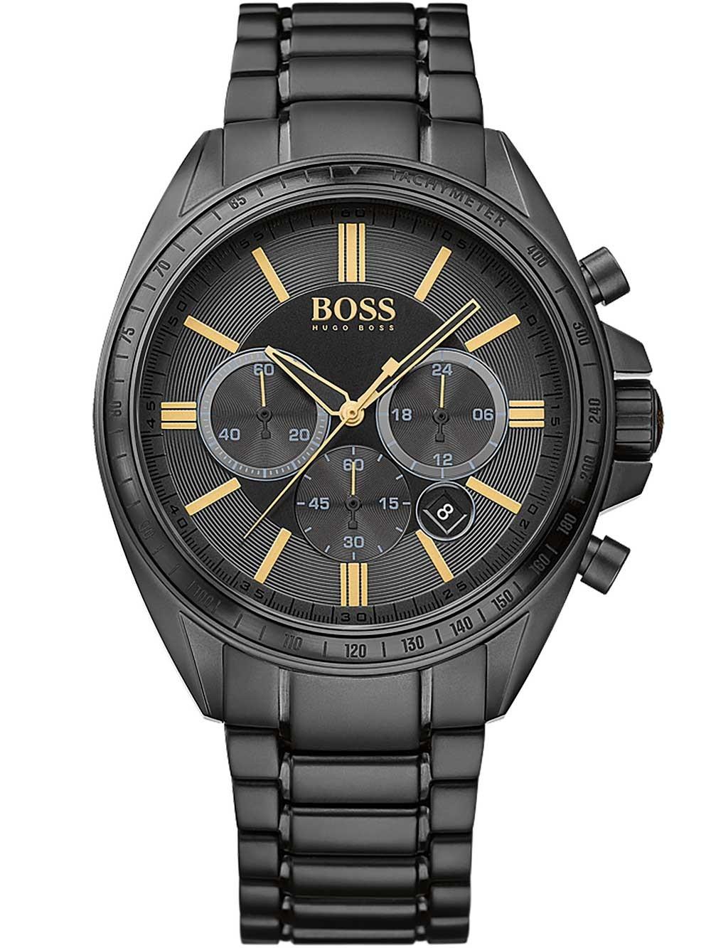 ceas barbatesc hugo boss 1513277 diver chrono 5atm 46mm