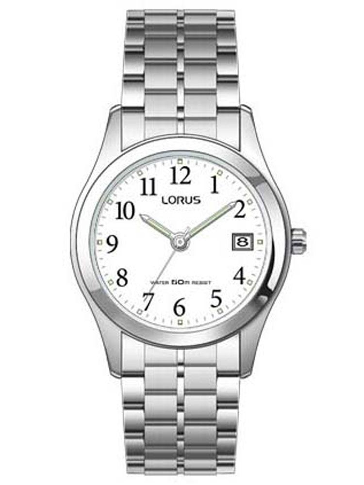 ceas de dama lorus rh767ax9 5 atm 25 mm