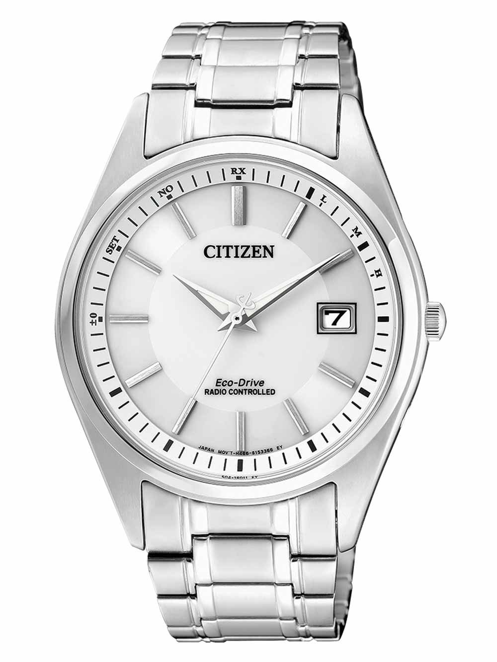 Ceas barbatesc Citizen AS2050-87A Eco-Drive Radio Controlat 39mm 10ATM