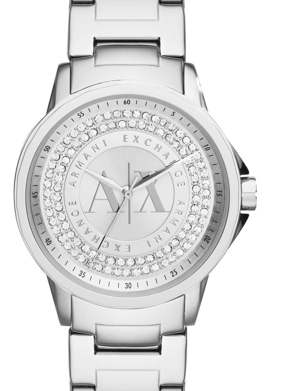 ceas de dama armani exchange ax4320 banks 36mm 5atm