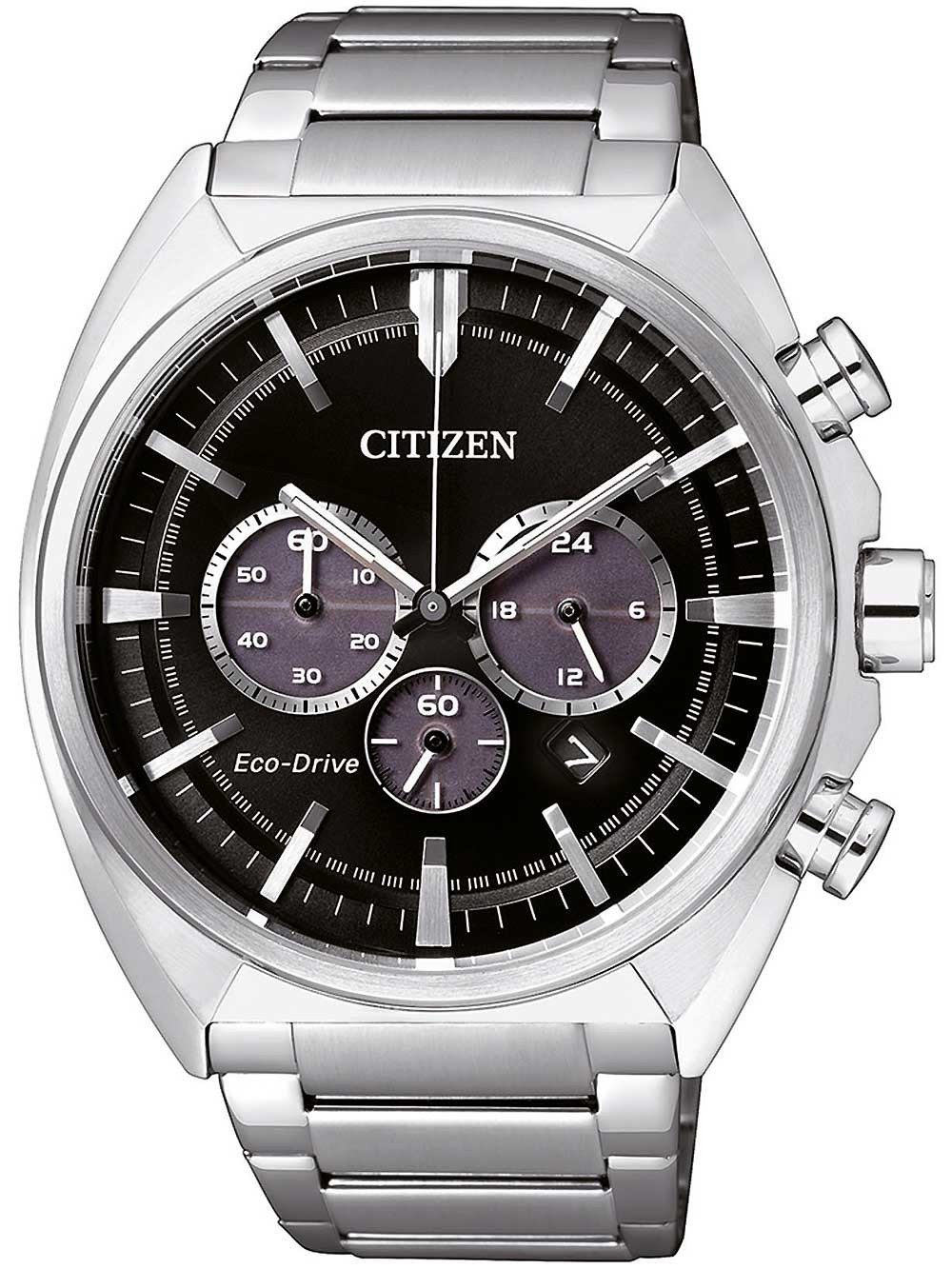 ceas barbatesc citizen ca4280-53e elegant-chrono eco-drive 45mm 10atm