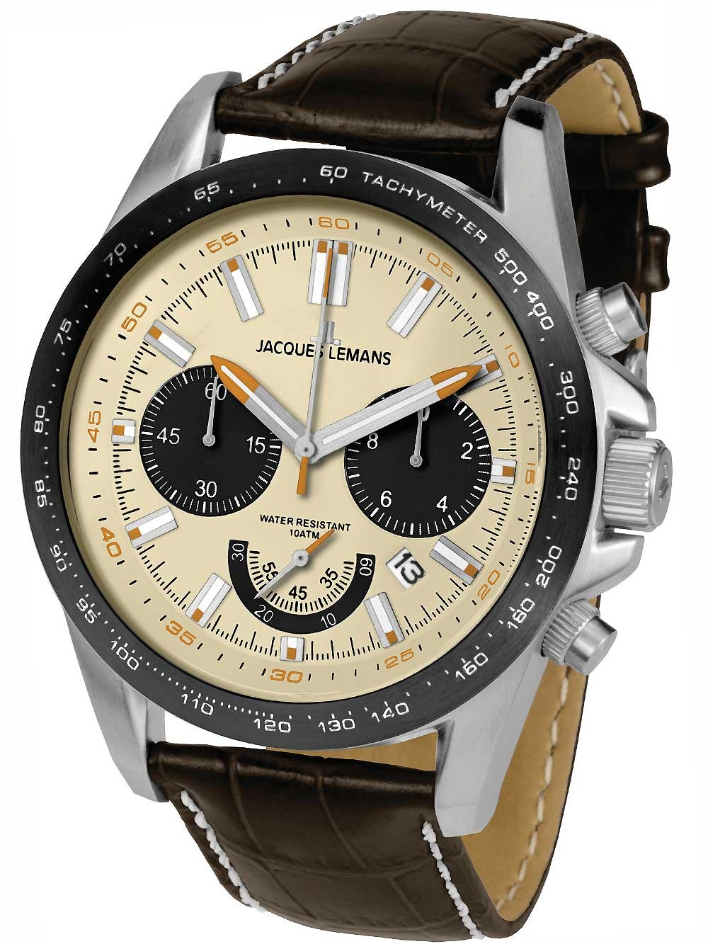 ceas barbati jacques lemans 1-1756b liverpool chrono 48mm 10atm