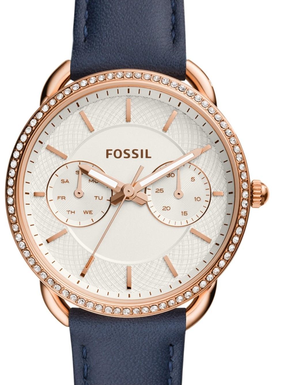 ceas de dama fossil fs4394 tailor 34mm 5atm