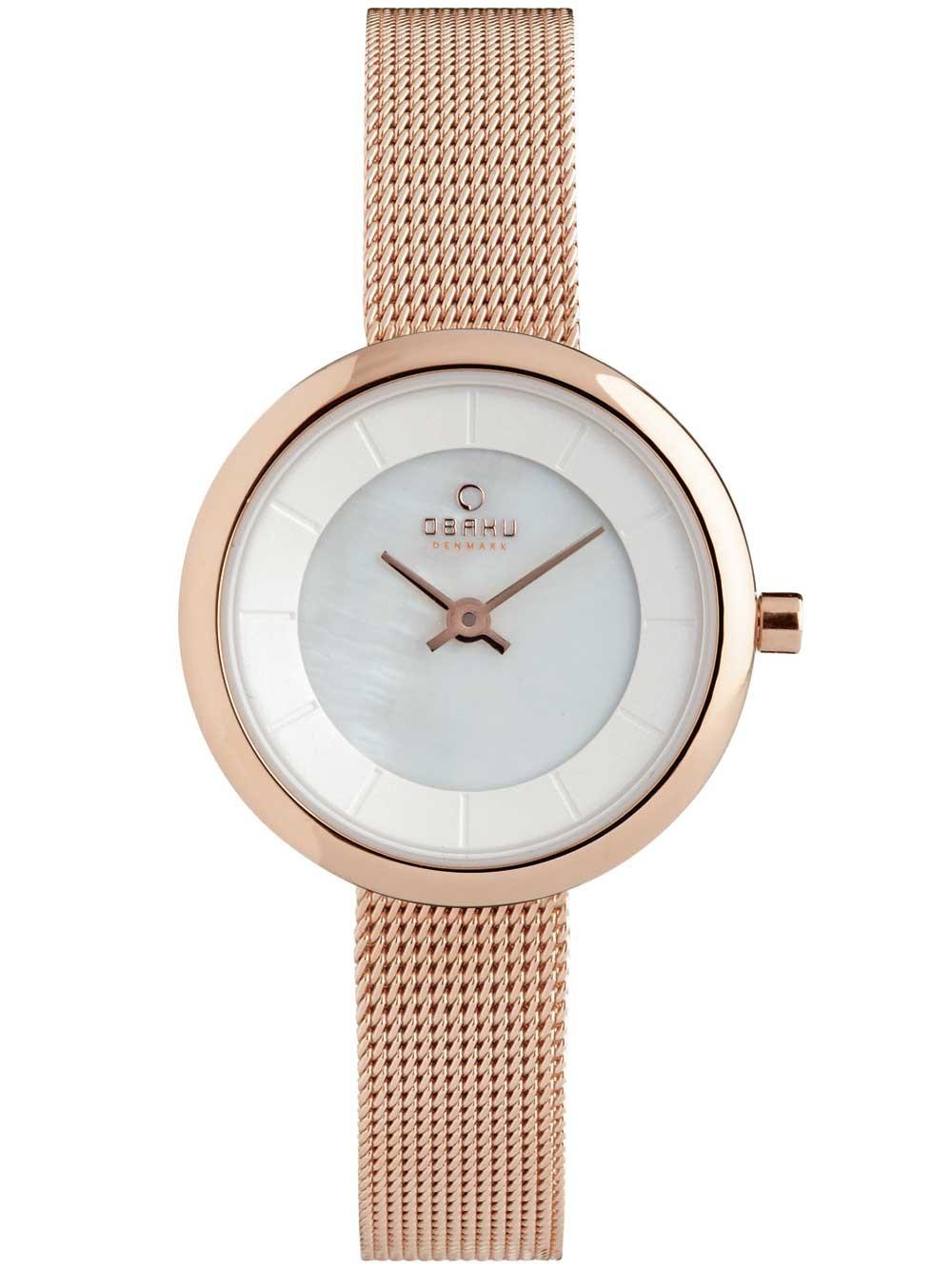 ceas de dama obaku v146lxvwmv 27mm 3atm