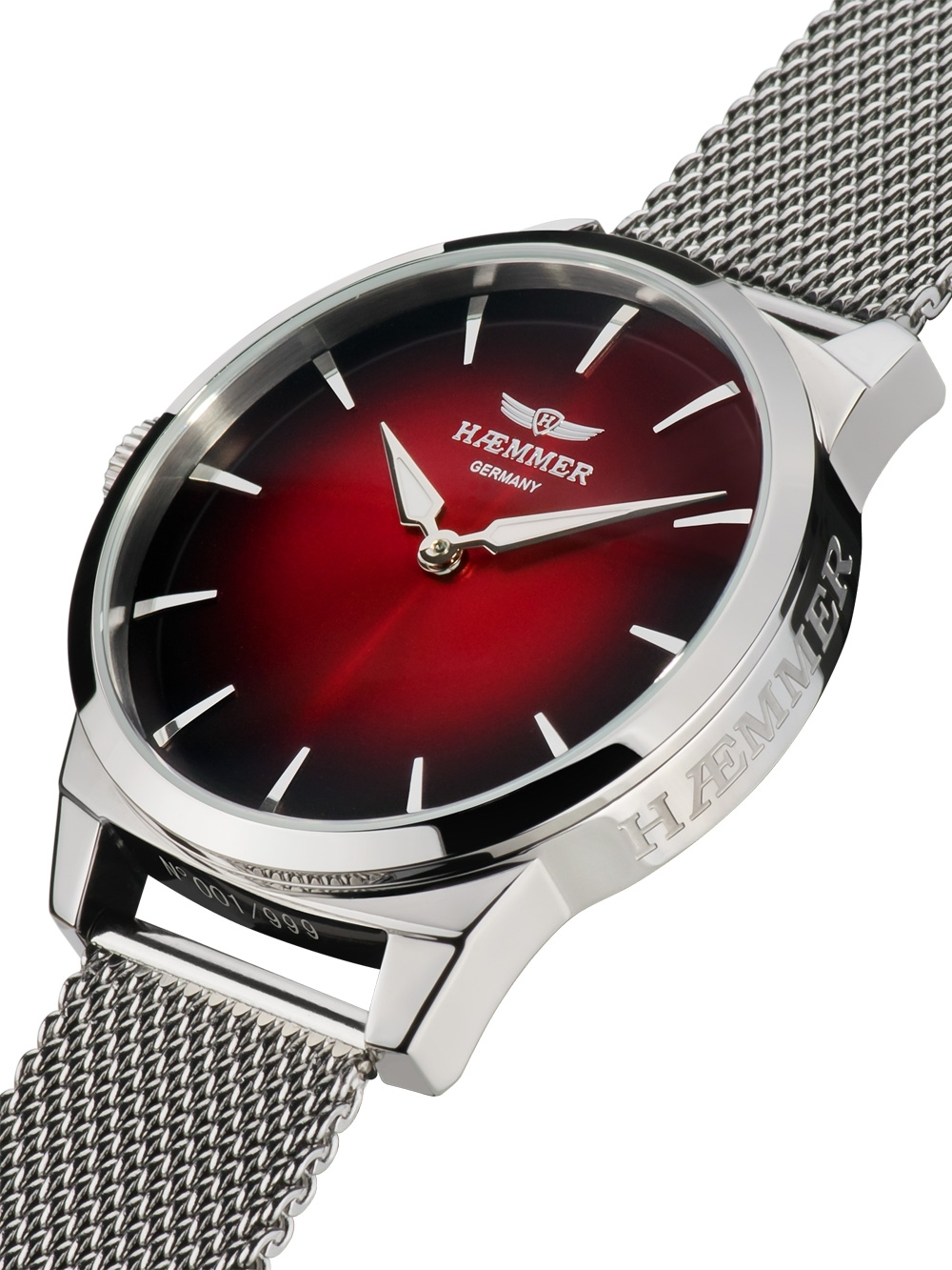 ceas barbatesc haemmer in-17 infinica windsor 42mm 5atm