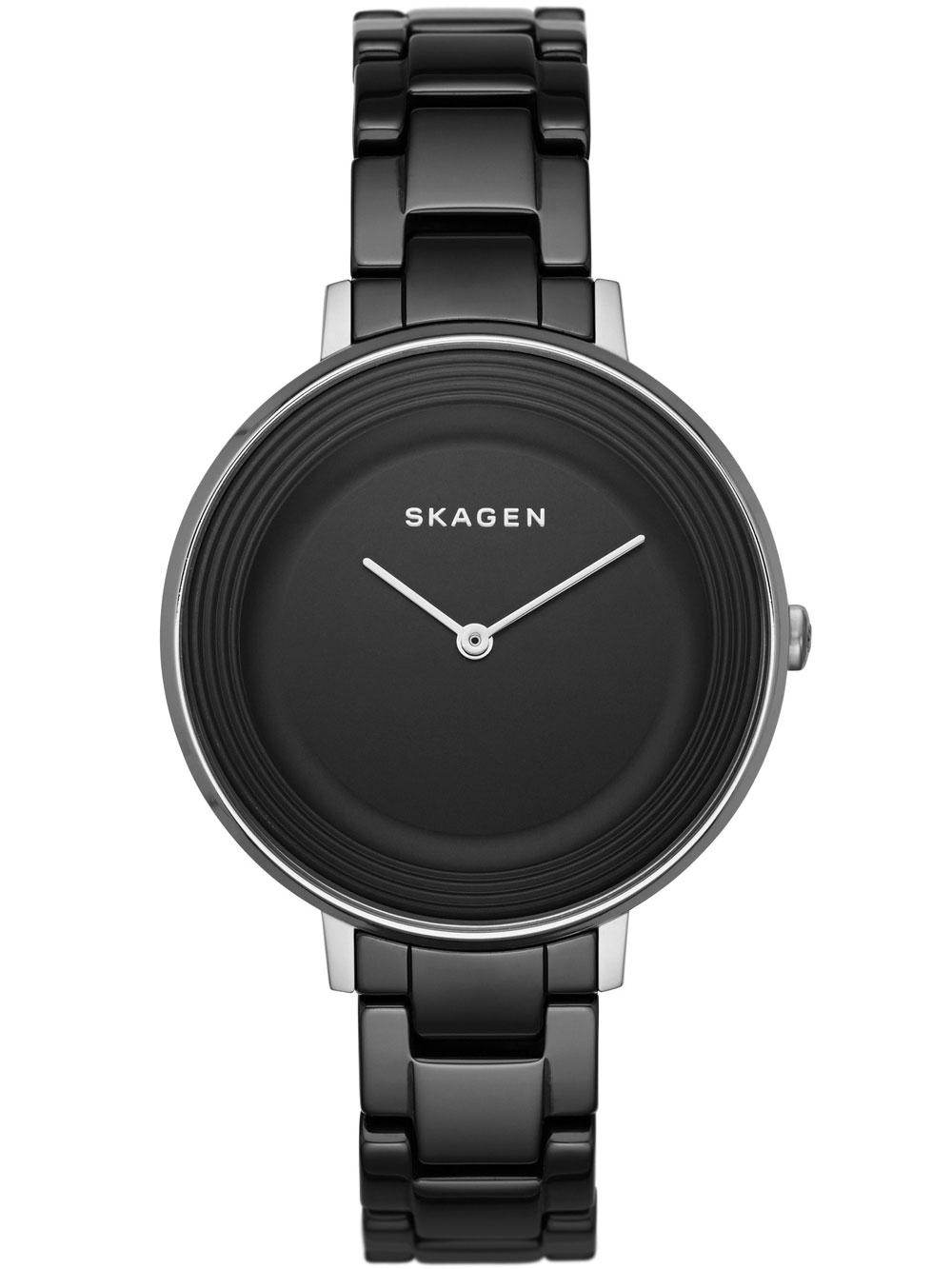 watches chrono12 skagen skw2303 ditte damen 36mm 3atm. Black Bedroom Furniture Sets. Home Design Ideas