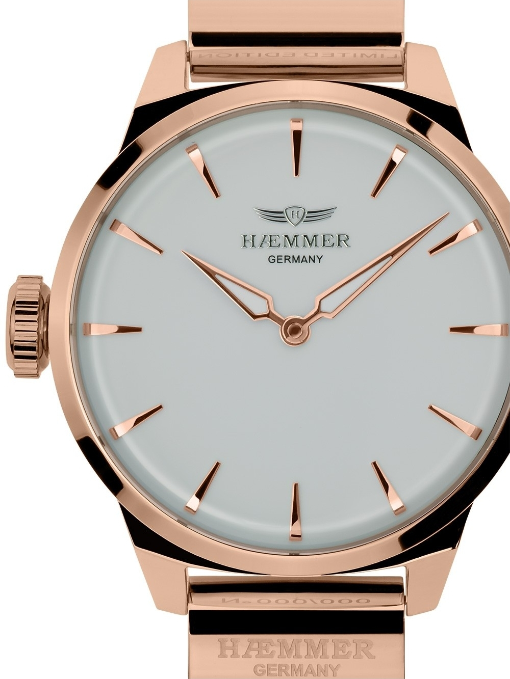 haemmer in-10 sydney unisex 42mm 5atm