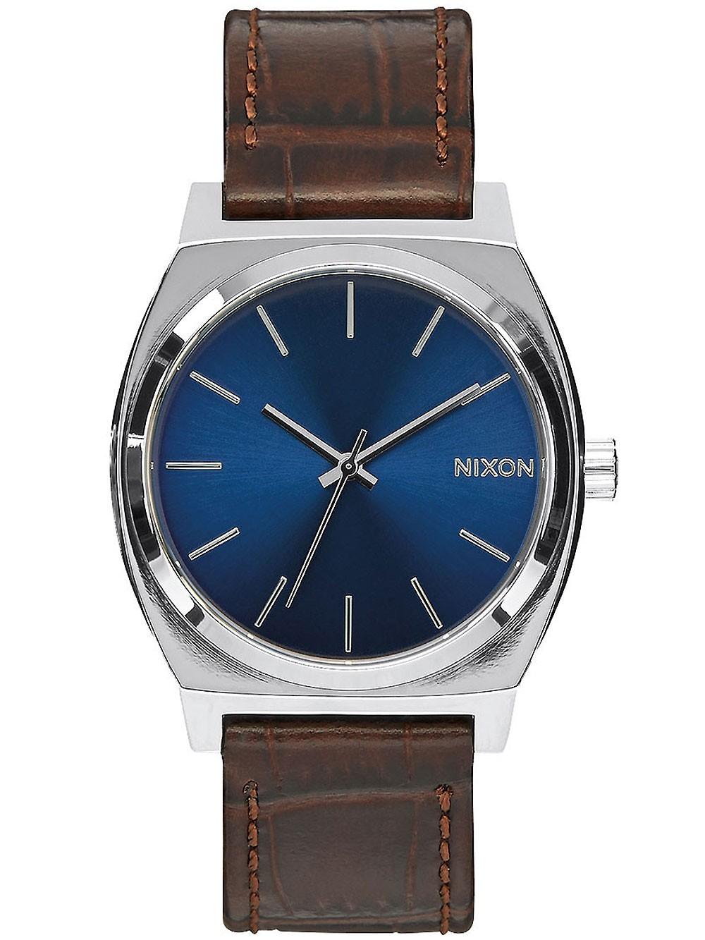 ceas barbatesc nixon a045-1887 time teller 37mm 10atm