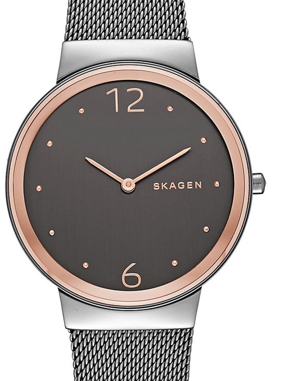ceas de dama skagen skw2382 freja 34mm 3atm