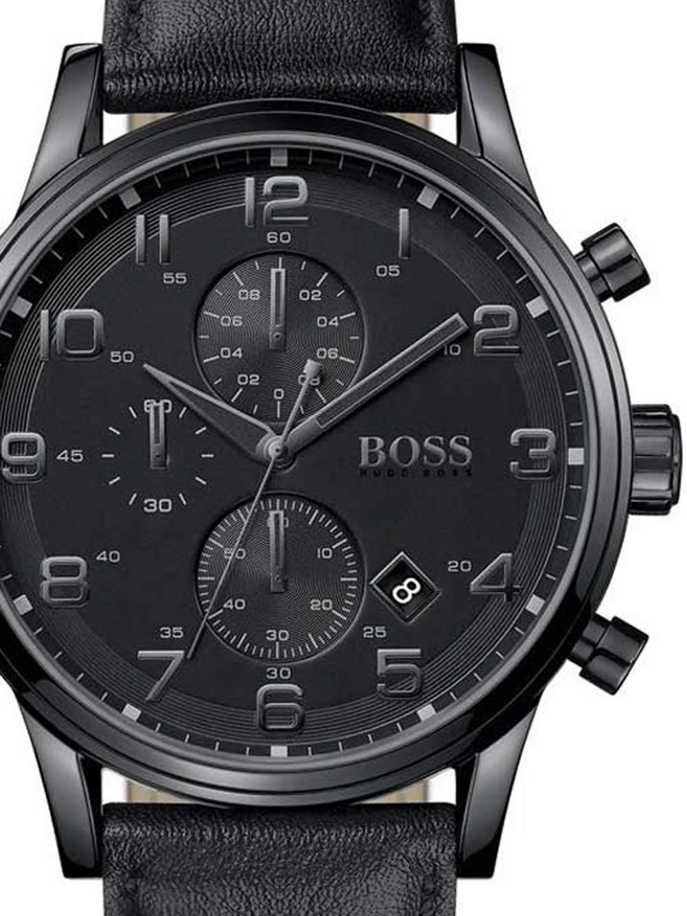 watches chrono12 hugo boss 1512567 chronograph herren. Black Bedroom Furniture Sets. Home Design Ideas