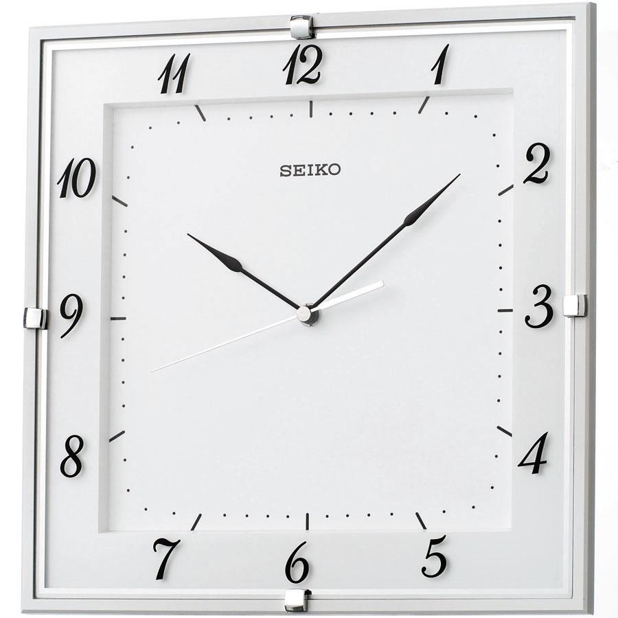 relojes chrono12 seiko wanduhr qxa549w. Black Bedroom Furniture Sets. Home Design Ideas