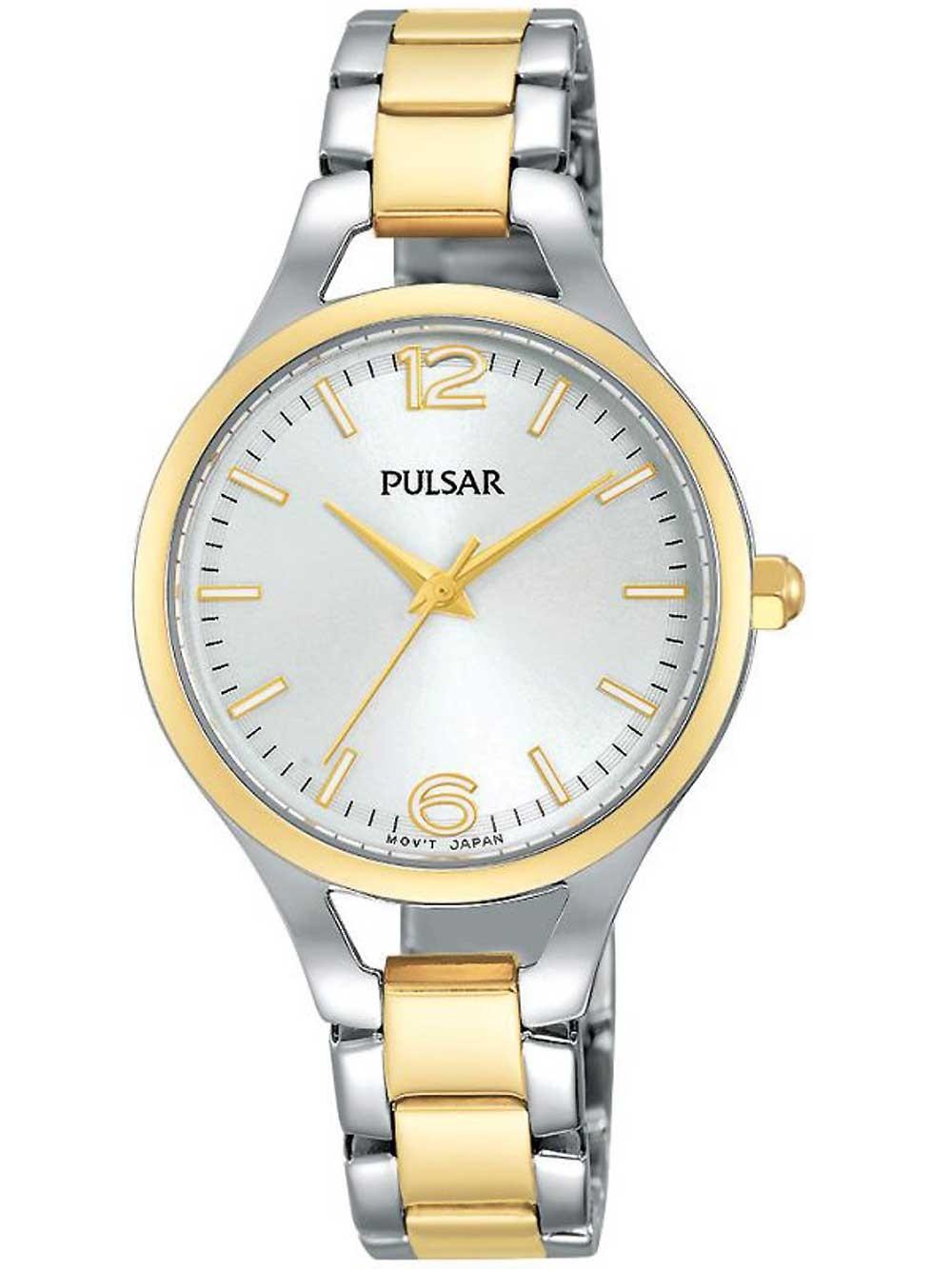 ceas de dama pulsar ph8186x1 30mm 3atm