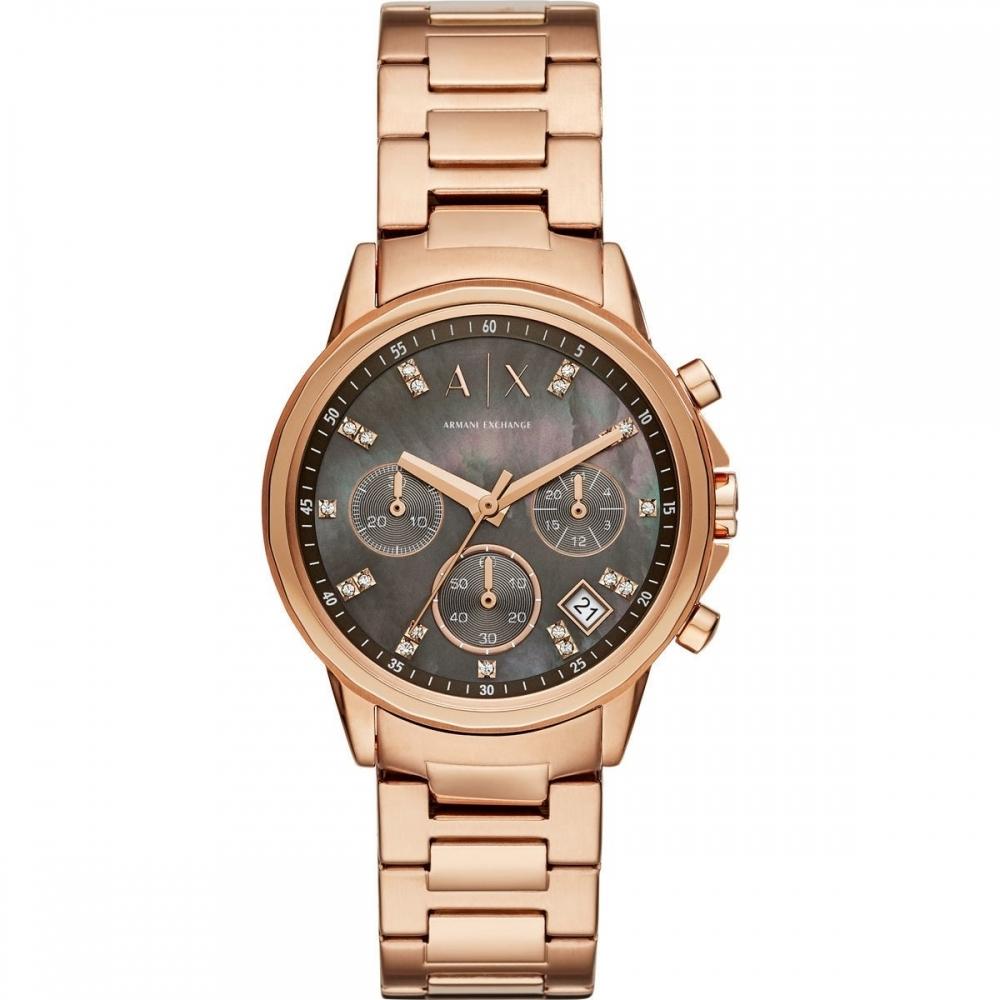 ceas de dama armani exchange ax4354 banks chrono. 36mm 5atm
