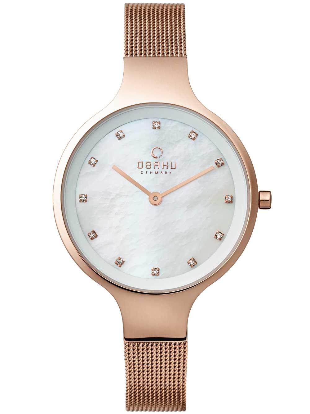 ceas de dama obaku v173lxvwmv 32mm 3atm
