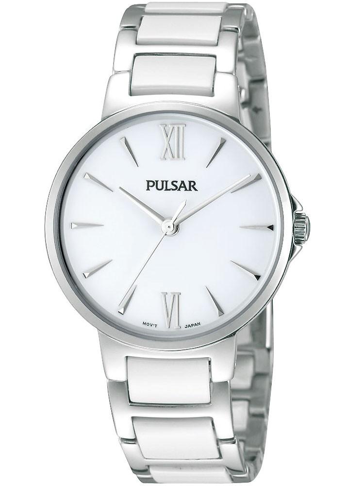 ceas de dama pulsar ph8075x1 ceramic 32mm