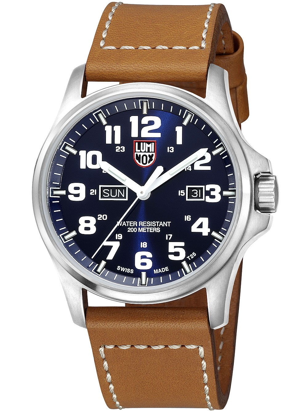 ceas barbatesc luminox a.1924 atacama serie 45mm 100m
