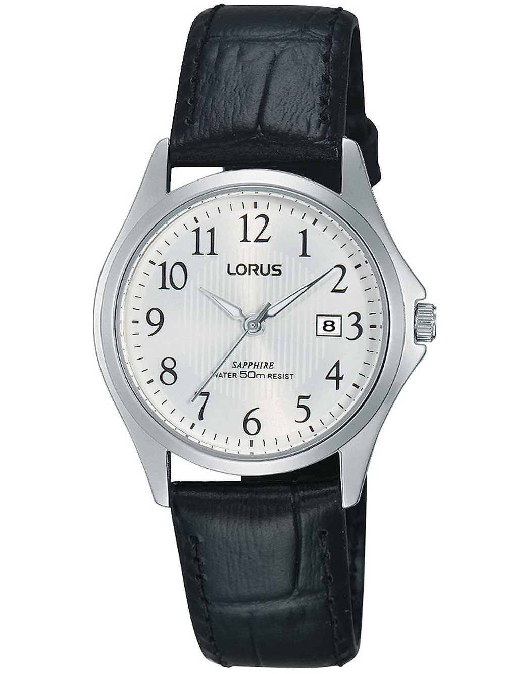 ceas de dama lorus rh719bx9 safir 29mm 5atm
