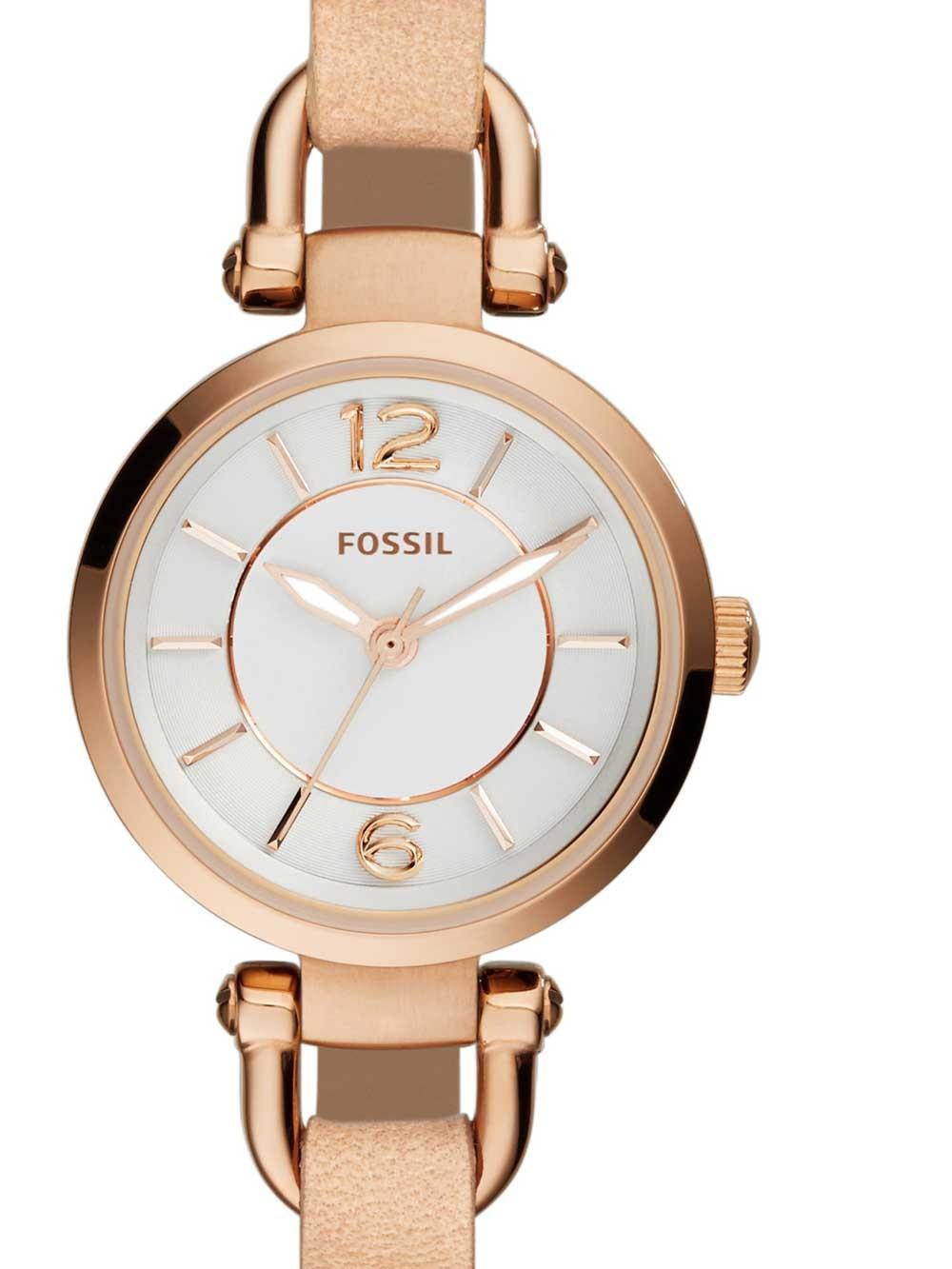 watches chrono12 fossil es3745 georgia damen 26mm 5atm. Black Bedroom Furniture Sets. Home Design Ideas