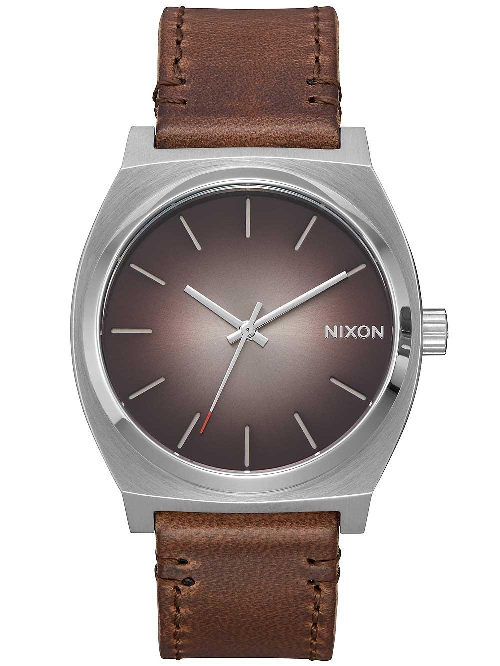 ceas de dama nixon a045-2594 time teller 37mm 10atm