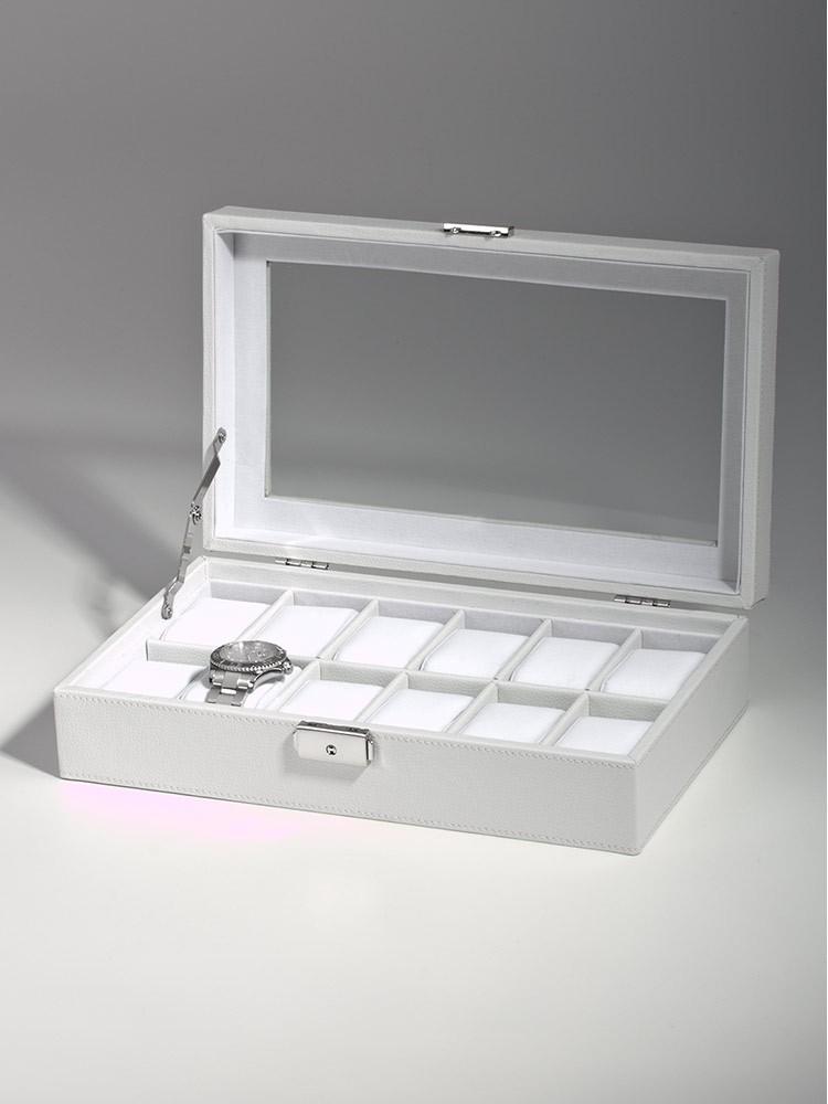 cutie ceasuri rothenschild rs-1098-12w 12 ceasuri