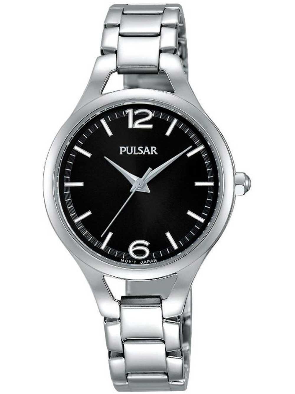 ceas de dama pulsar ph8185x1 30mm 3atm
