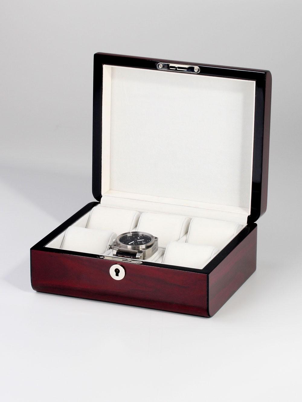 cutie ceasuri rothenschild rs-2267-6-c - 6 ceasuri